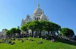 Basilica du Sacré Cœur, Montmartre