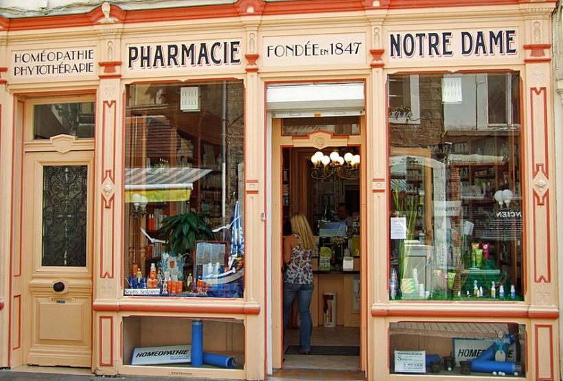 Opal Coast Pharmacy Boulogne, CC the good life france