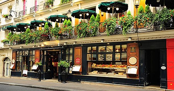 Le Procope, Old Parisan Restaurant, Paris, France