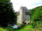 Castle of Carondelet, Crupet, Belgium