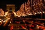 Pris Christmas Lights, Avenue des Champs-Elysées