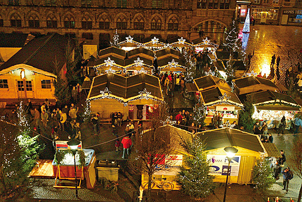 Ypres Christmas market