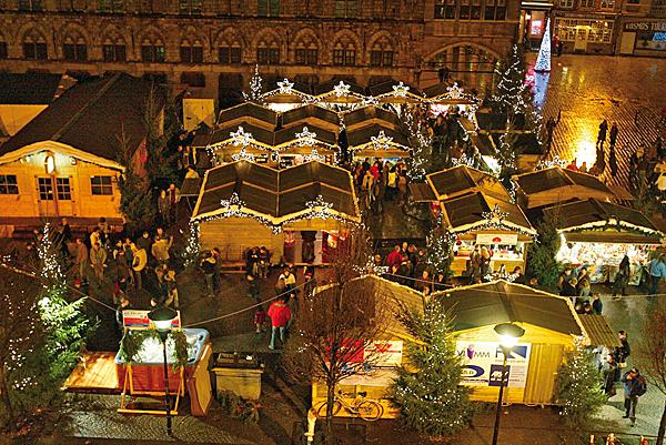Ypres Christmas market