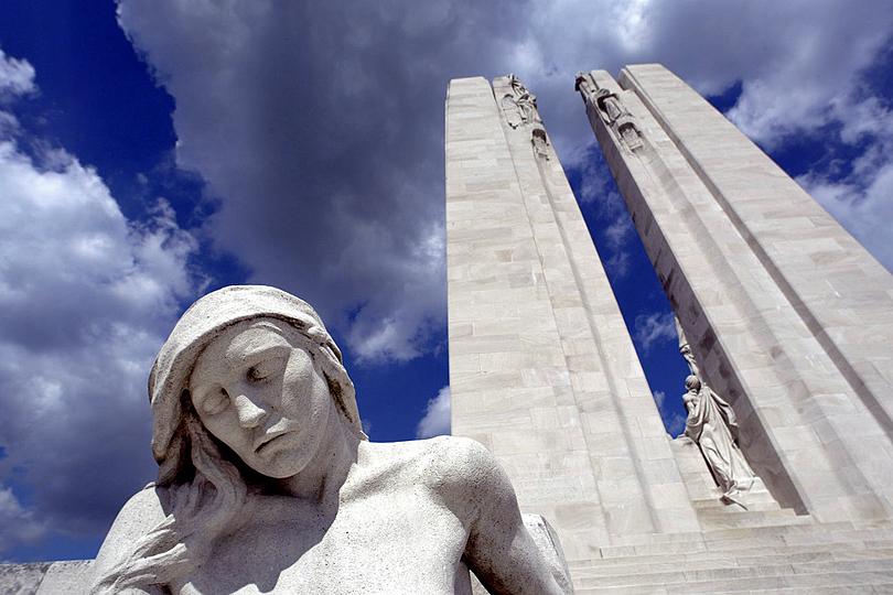 Things to do in Arras, Vimy Ridge