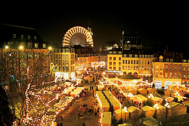Lille at Christmas
