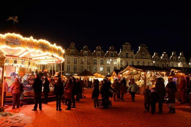 Arras at Christmas