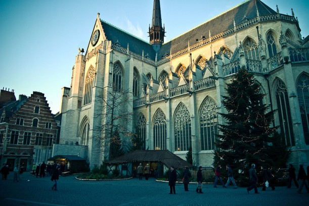 Leuven at Christmas