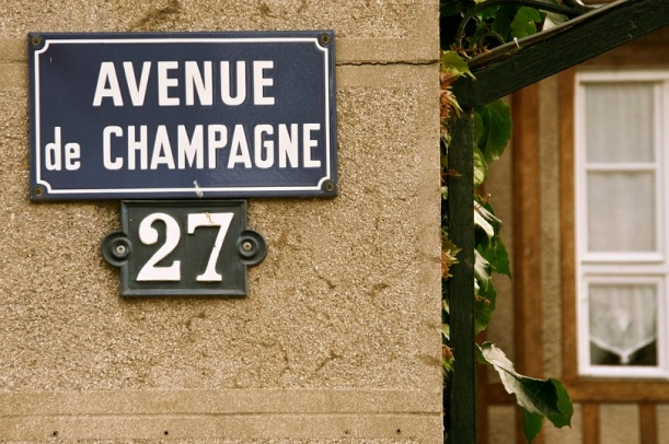 Avenue de champagne - Great Escapes Blog