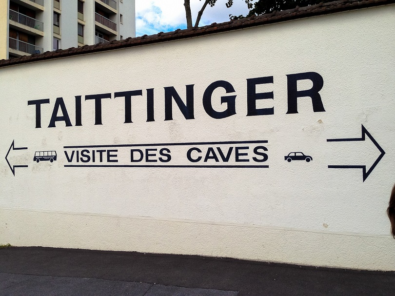 Taittinger Champagne - Great Escapes Blog